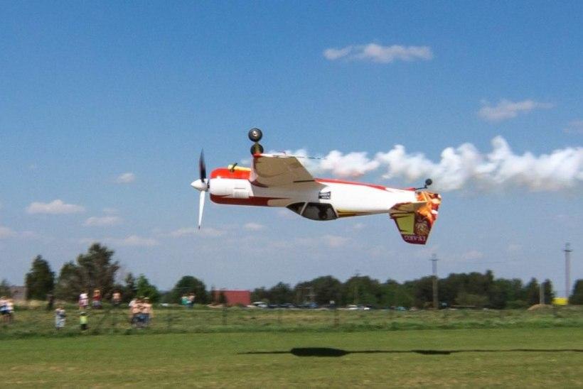 GALERII | Superlendur: hea ilmaga lööb lendamine ikka veel adrenaliini verre!