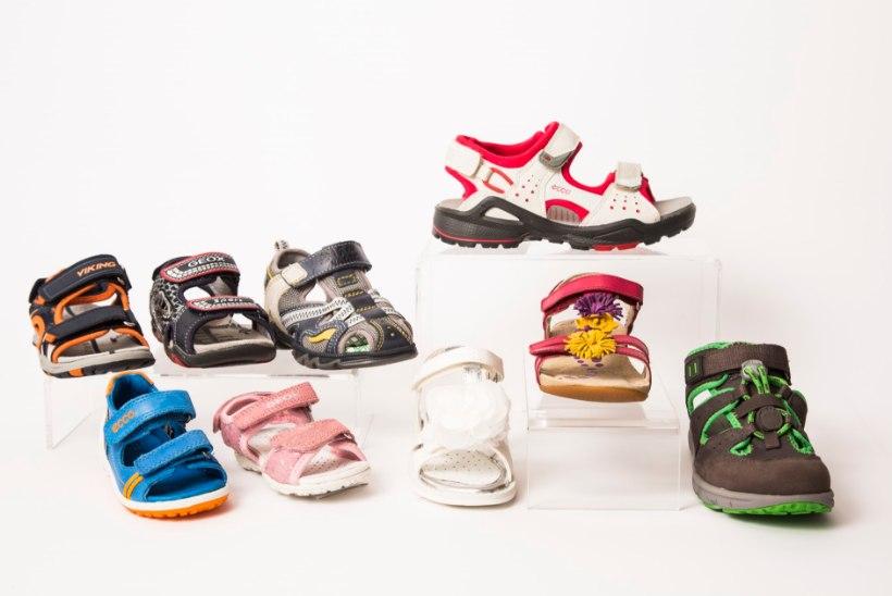 96ef2aaeabb Kuidas valida lapsele sandaali? | Naisteleht