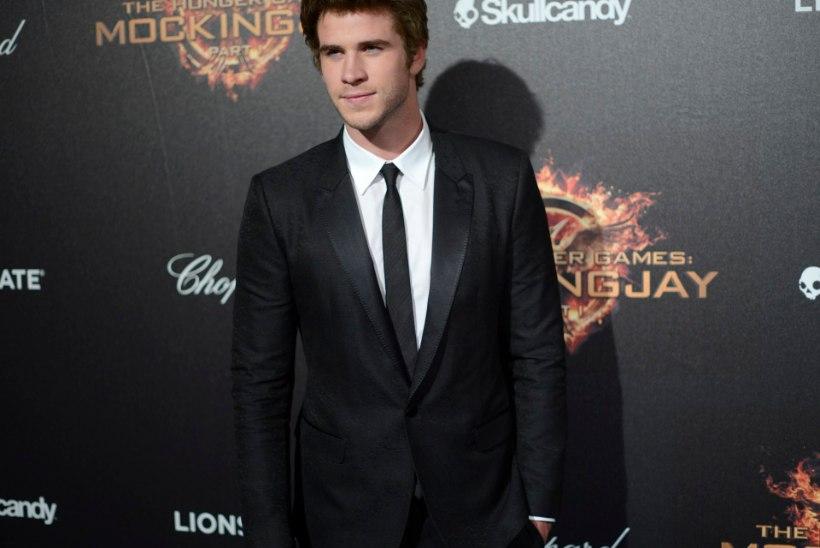 """Liam Hemsworth sai """"Näljamängude"""" võtetel vigastada"""
