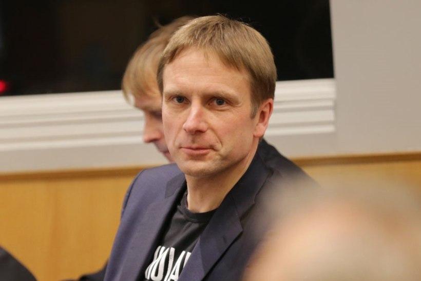 Kross: Savisaar keeldub konkursist Tondiraba spordikeskusele juhi leidmiseks