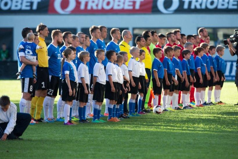 Kas Eestit ähvardab penaltite löömises Inglismaa vutikoondise kurb saatus?