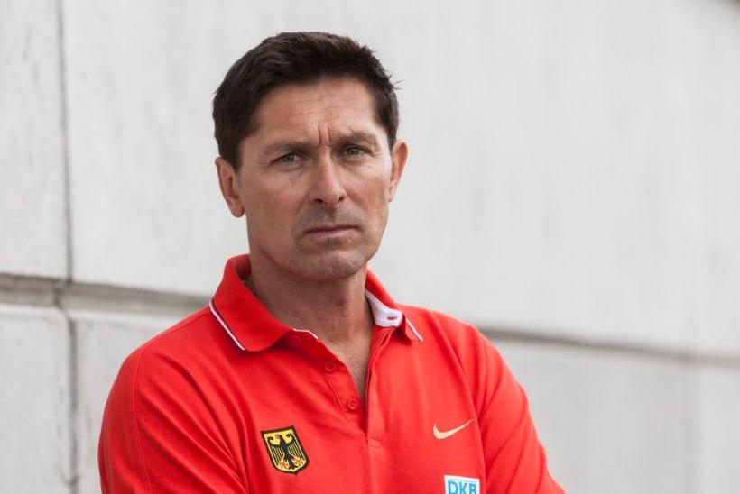 Treener Nazarov Balta rekordist: hooaja alguse kohta väga hea aeg!