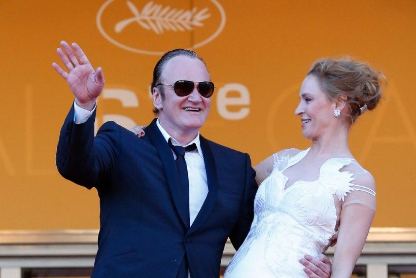 Quentin Tarantino ja Uma Thurmani sügavast sõprusest sai suhe?