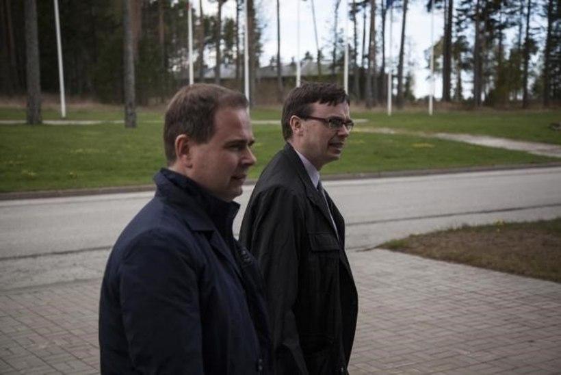 FOTOD | Mikser: Taani hävitajad on märk NATO kollektiivkaitse toimimisest