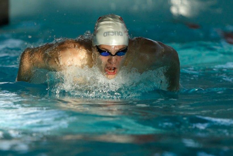 Ralf Tribuntsov võitis Lätis esikoha uue Eesti rekordiga