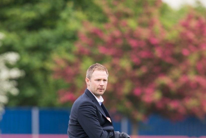Magnus Pehrsson: ründemänguga peab veel vaeva nägema