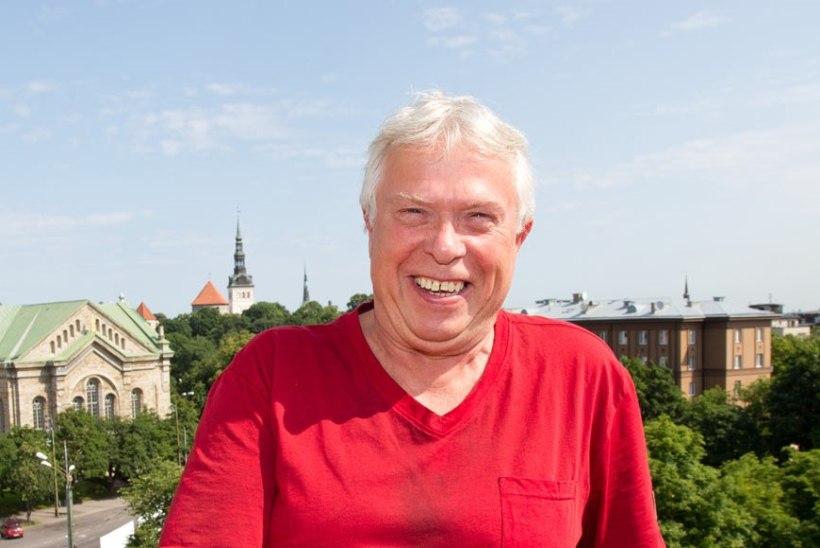 """Igor Volke: """"Nali ja naer on üks kosmilise intellekti tunnuseid. Kuid on ka neid piirkondi, kus üldse naljast aru ei saada."""""""