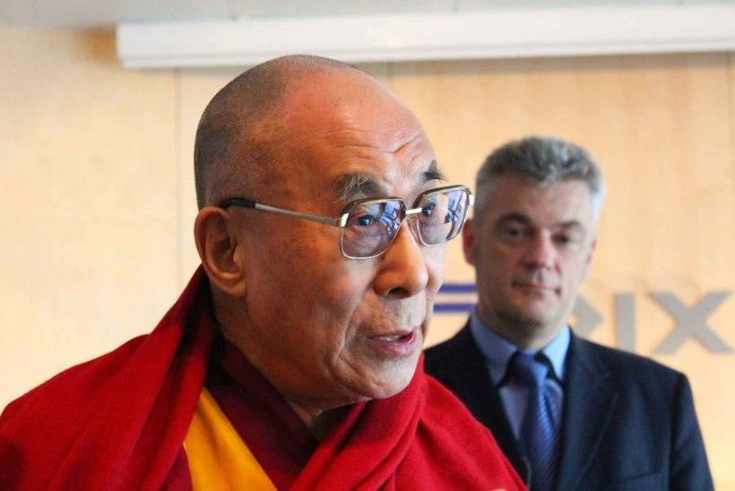 Dalai-laama saabus Riiga budistlikke õpetusi jagama