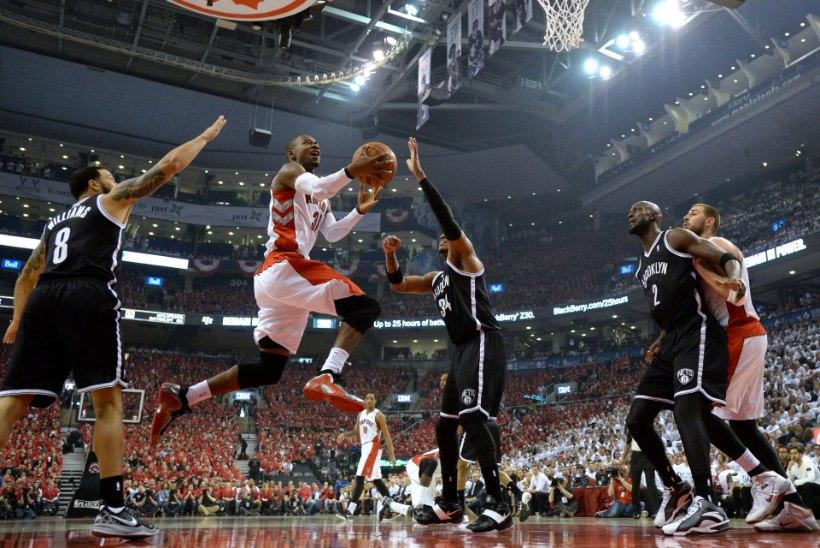 OLE MEIEGA: tõime teieni NBA play-offide avaringi otsustavad kohtumised