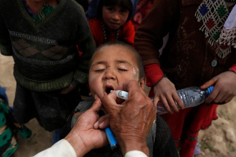WHO tunnistas lastehalvatuse taas terviseohuks