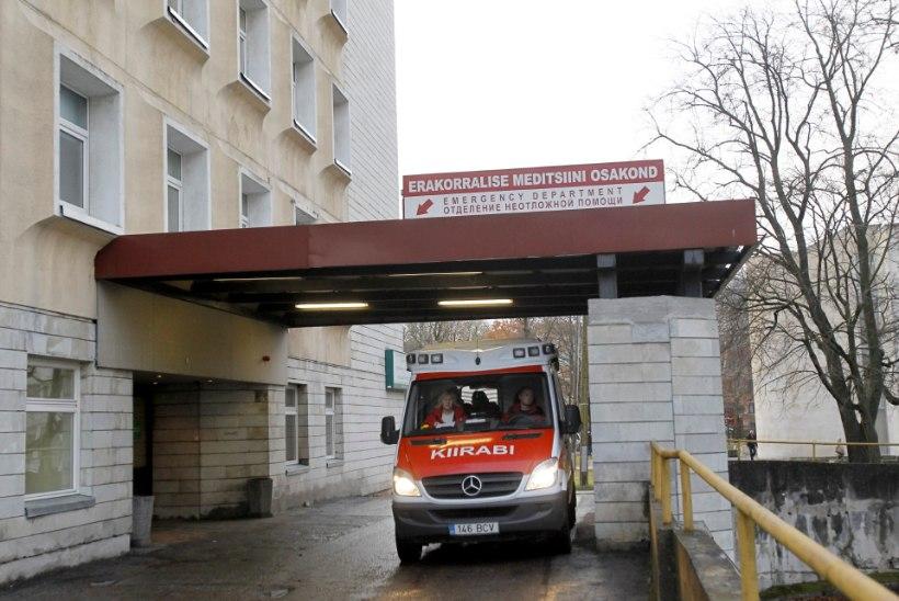 Kiirabiõdede kogenematus on karuteene haiglate EMOdele?