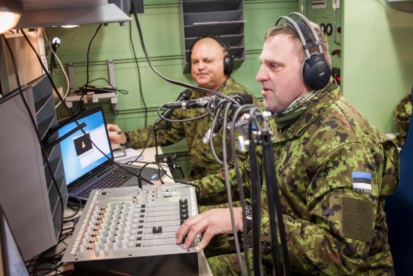Eestis läks eetrisse esimene militaarraadio -  Sõduri FM