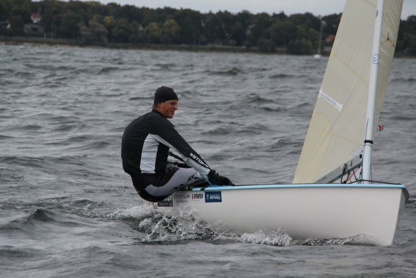 Deniss Karpak on Finn-klassi EM-il 33. kohal