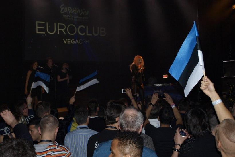 ÕHTULEHE FOTOD JA VIDEO: Tanja laulis ja tantsis euroklubi laval, rahvas hullus