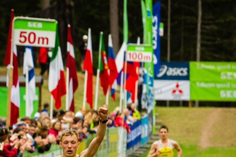 Tartu Jooksumaratoni starti läheb suursoosikuna Roman Fosti