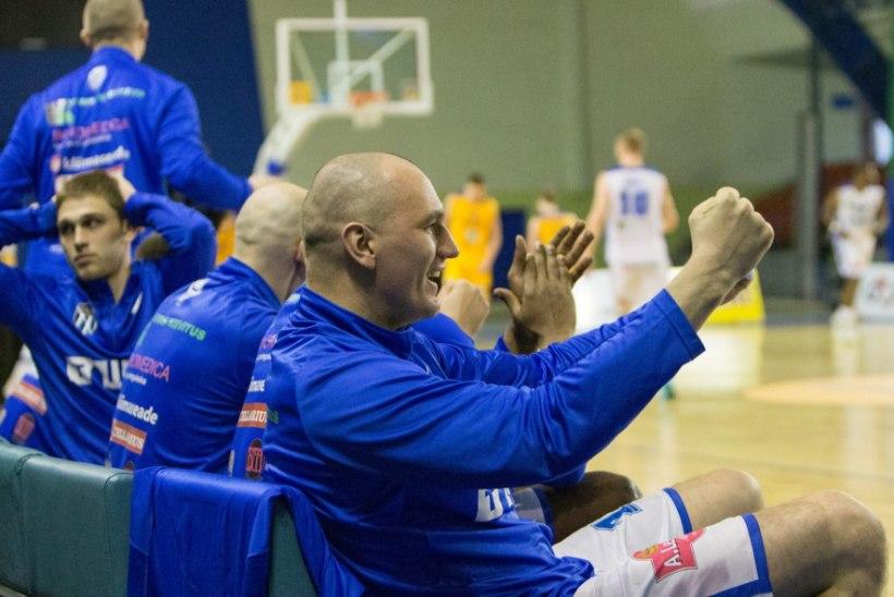 FOTOD: Tallinna Kalev hammustas esimeses pronksimängus Tarvast