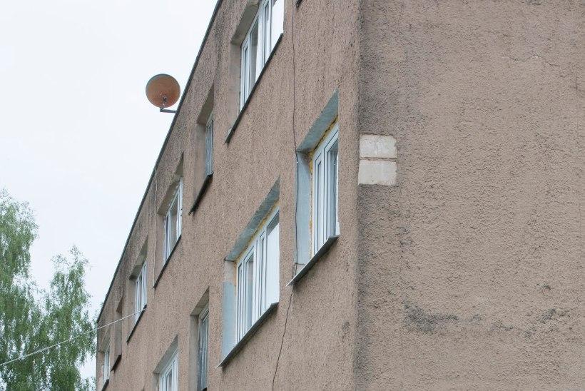 Naaber pommimehest: ütles tere, käis korteris ja sõitis minema!