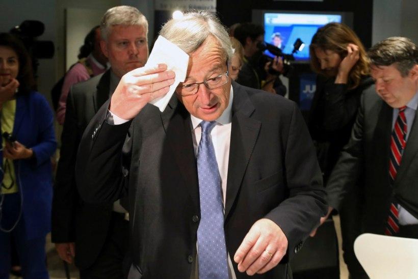 Lehmakauplemine Euroopa Komisjoni juhi üle sai valestardi