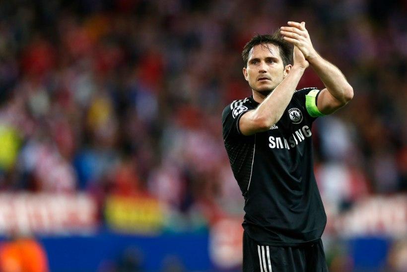 Frank Lampard lahkub Chelsea'ist USA-sse