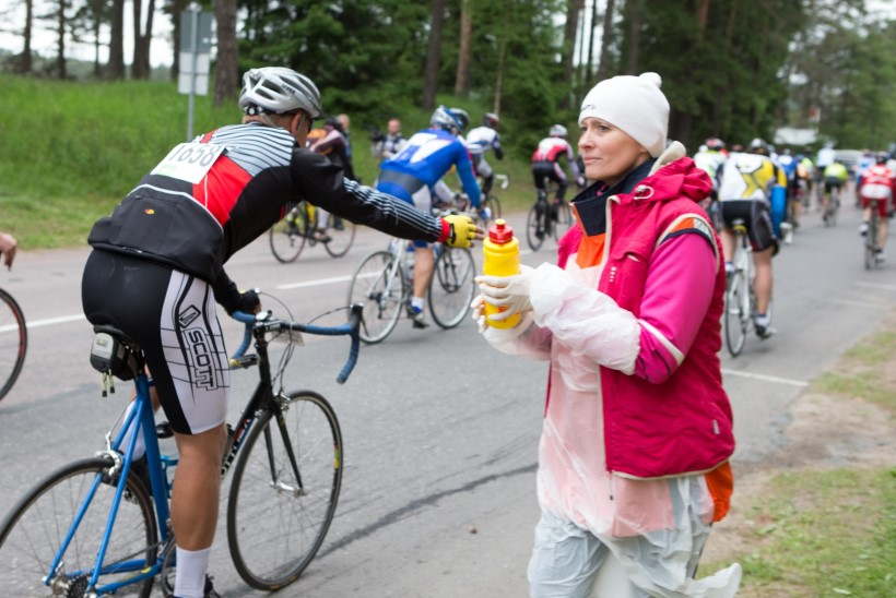 SUUR GALERII: Tartu rattaralli alates tippudest kuni pühapäevasõitjateni