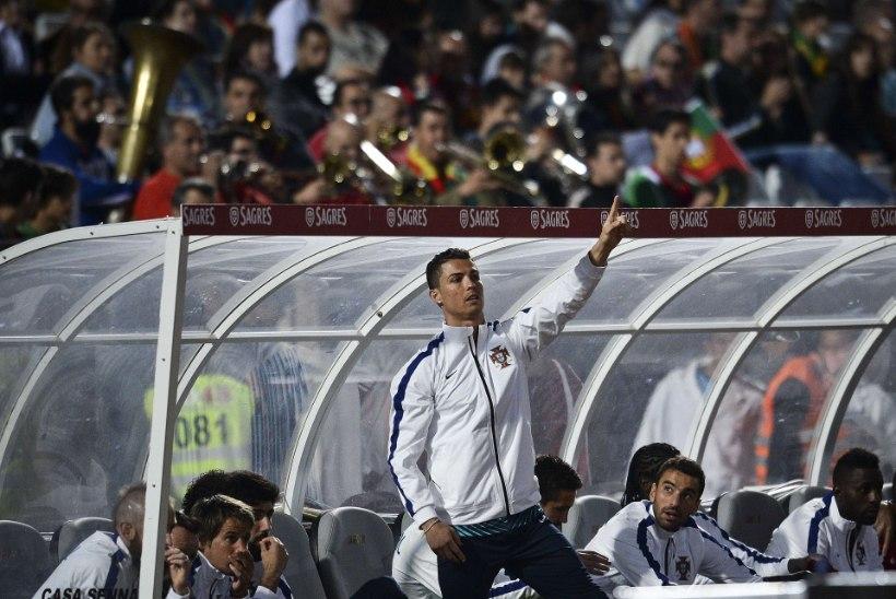 KARM: Ronaldo ei pruugi MMiks terveks saada