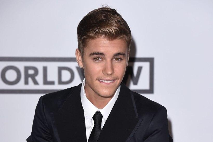 Bieber lasi end ristida
