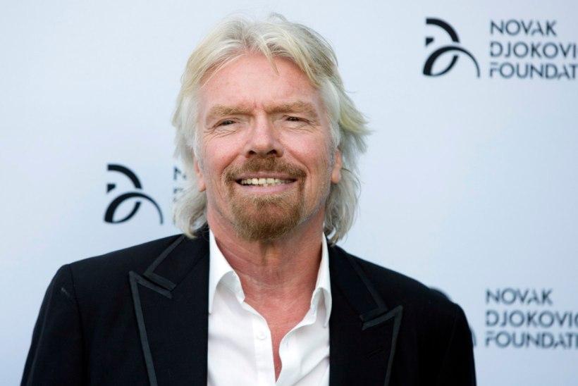Richard Branson investeerib TransferWise'i