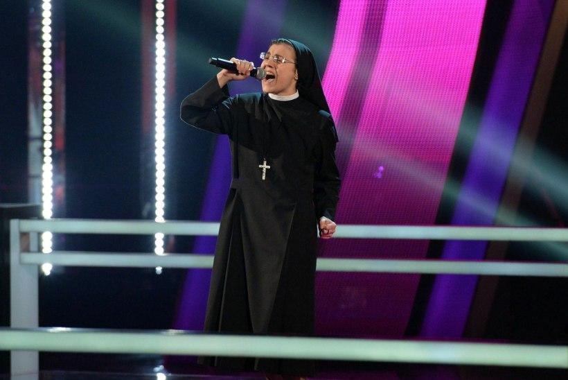 VIDEO: Itaalia talendisaate võitis nunn