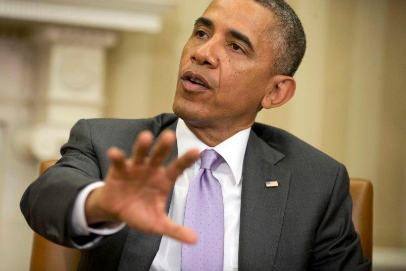 Obama: kõik võimalused Iraagi mässulistega võitlemiseks on avatud
