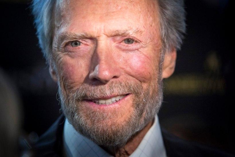 Clint Eastwoodil on uus tüdruksõber
