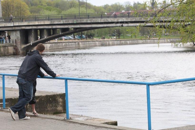 Tartu Võidu sild suletakse tänasest sügiseni remondiks