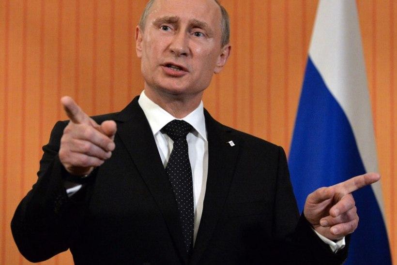 Putin keelas Venemaal avaliku ropendamise