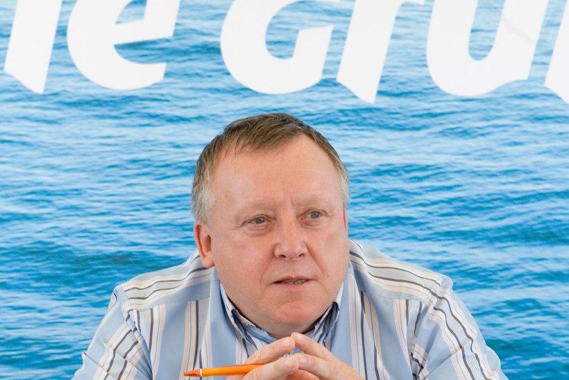 Vjatšeslav Leedo: inimestele on laevaliikluse kohta aastakümneid valetatud