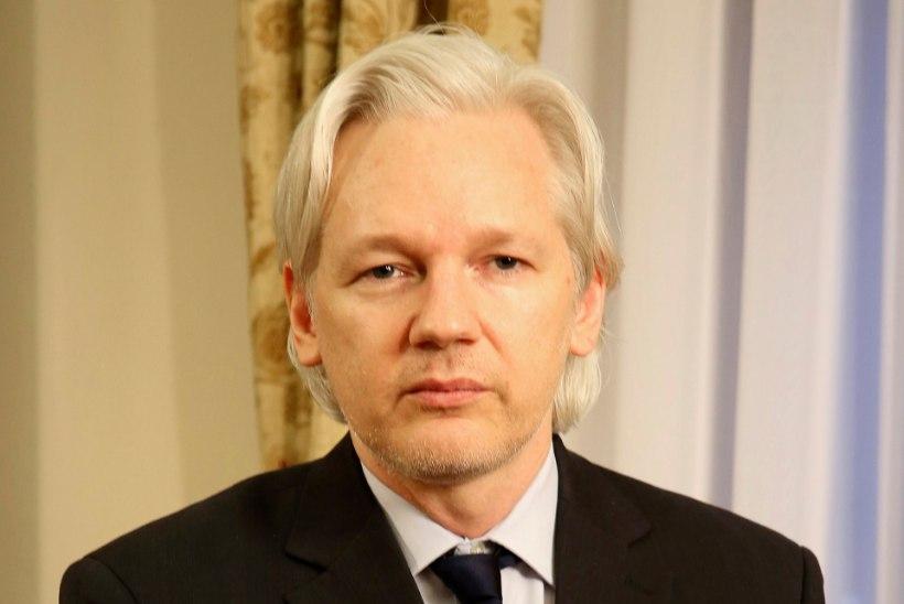 Julian Assange võib jääda Ecuadori saatkonda igavesti
