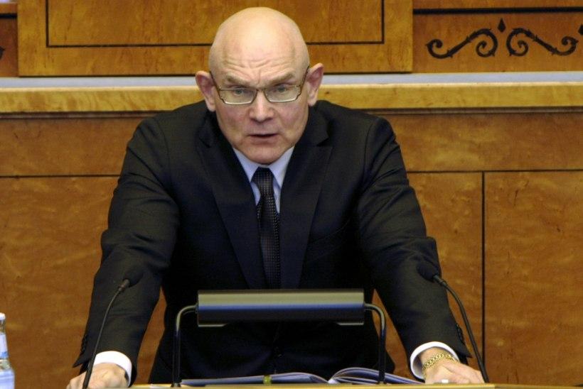 TEDERI AASTAÜLEVAADE: eelarve kasvu soov ei tohi kõigutada riigi usaldusväärsust