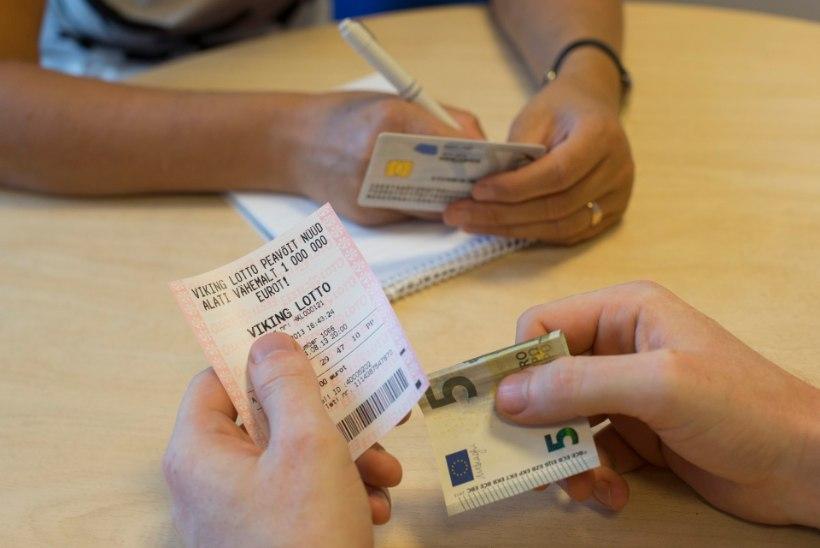 Alates 2016. aastast tuleb loteriipiletit ostes ennast tuvastada
