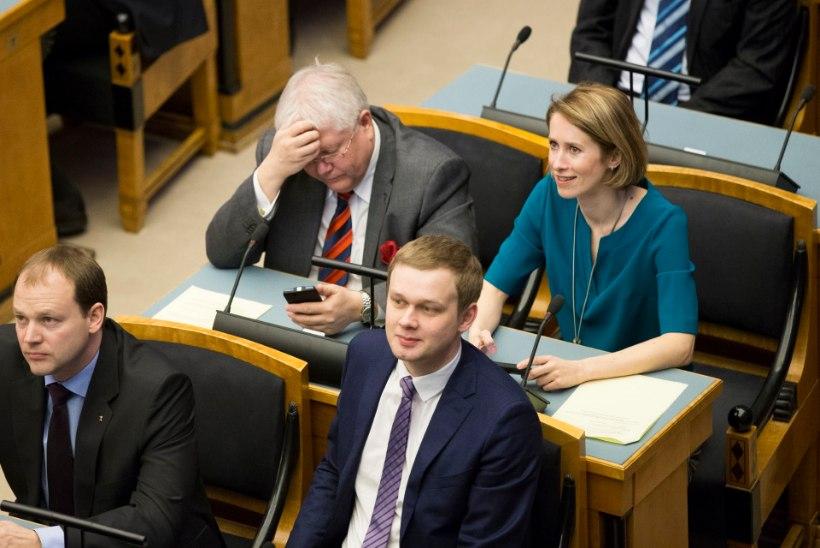 Kaja Kallas: ööbimisega pole Brüsselis probleemi