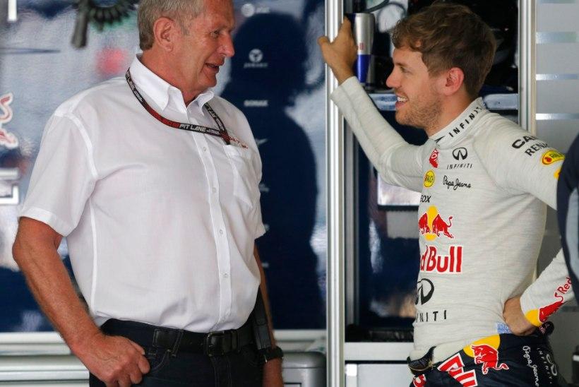 Red Bull Vettelile: Lõpeta virisemine ja hakka sõitma
