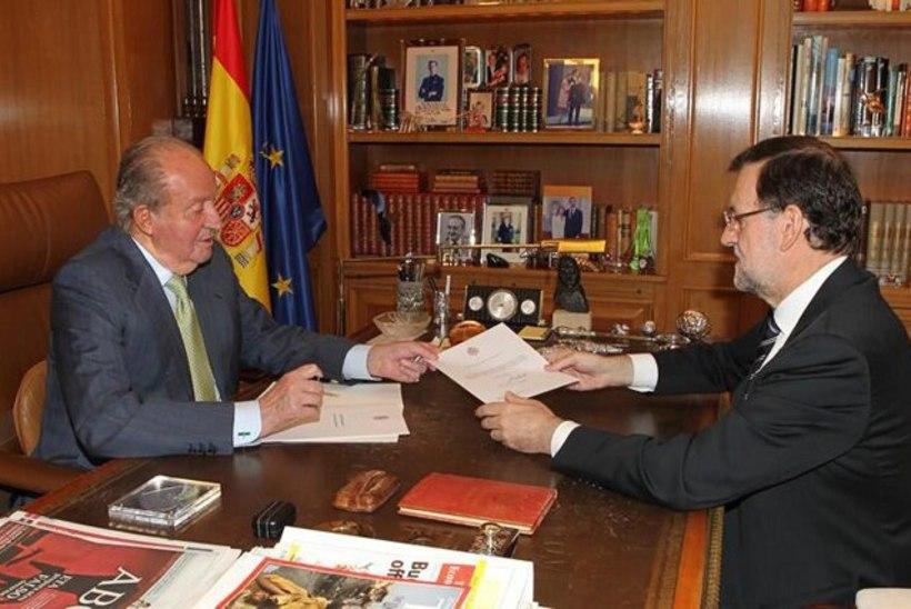 ÜLLATUS: Hispaania kuningas Juan Carlos loovutab trooni poeg Felipele