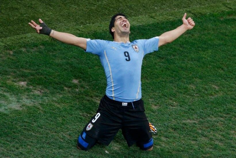 JALGPALLISTUUDIO: M.O.T.T. - Suarez on maailmaklassist, Cahill ja Jagielka mitte