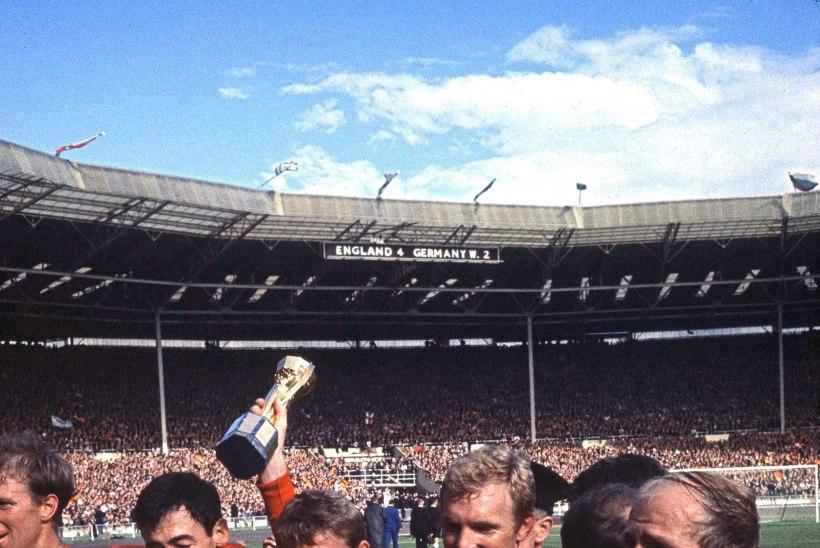 Inglismaa jalgpall – 48 aastat peaga vastu seina jooksmist