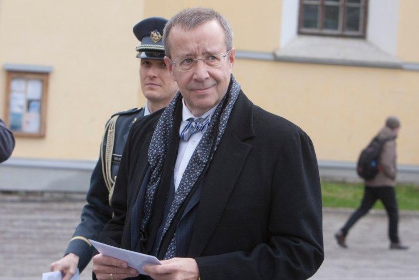 Presidendi kõne võidupühal: on väljendatud kahtlust, kas Eestit ikka tullakse kaitsma, kui asi läheb tõsiseks? Tullakse, kinnitan teile.