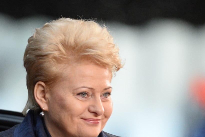 Leedu president võrdles Putinit Stalini ja Hitleriga