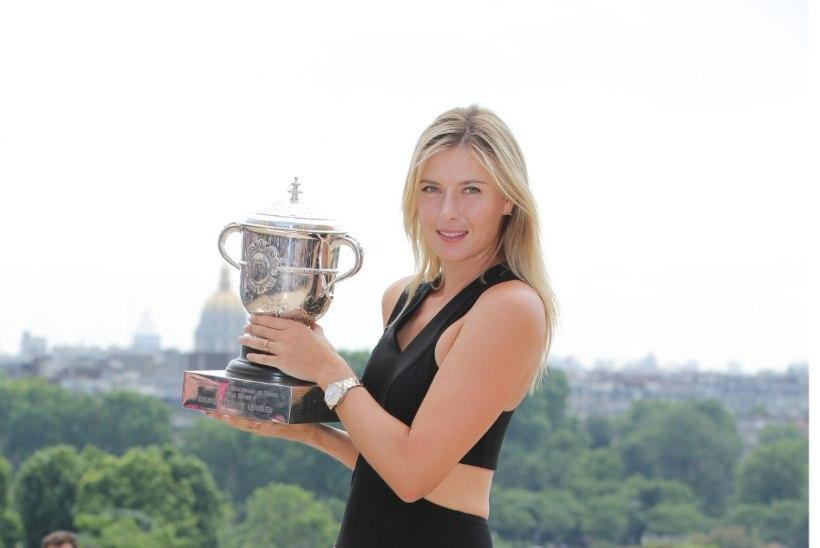 Tenniseiluduse Maria Šarapova imeline tõus… rikkurist ärihaiks!