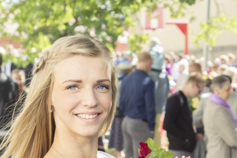 Vehklemise maailmameister Katrina Lehis: sügisest saab minust tallinlane