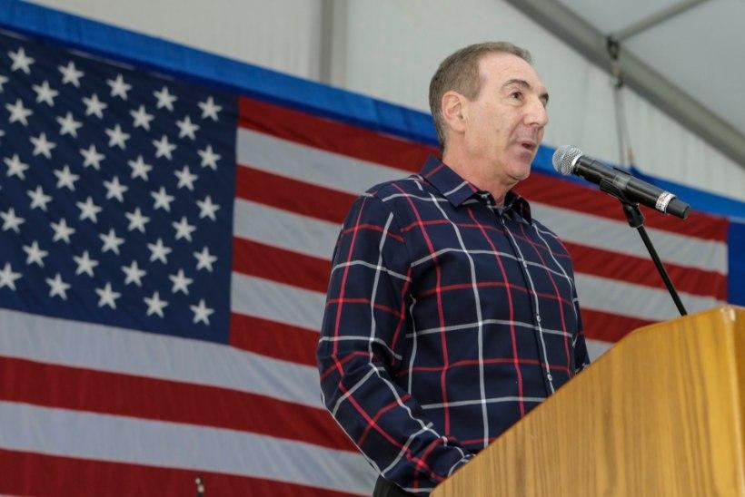 GALERII: USA saatkonna iseseisvuspäeva vastuvõtt
