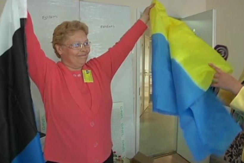 TV3 | Ida-Ukrainale kogutava humanitaarabi hulgas on rohkelt militaarvarustust. Kogumist juhib Öise vahtkonna aktivist