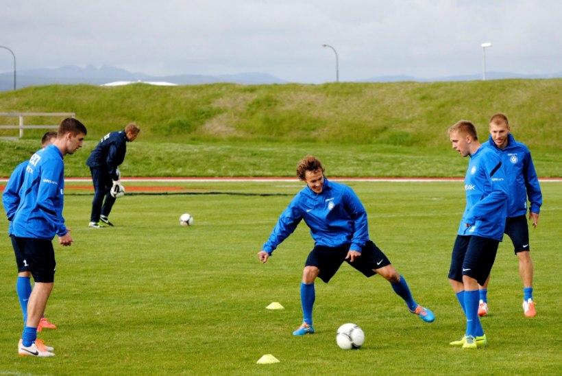 Pehrsson loodab Islandi vastu näidata ilusamat jalgpalli