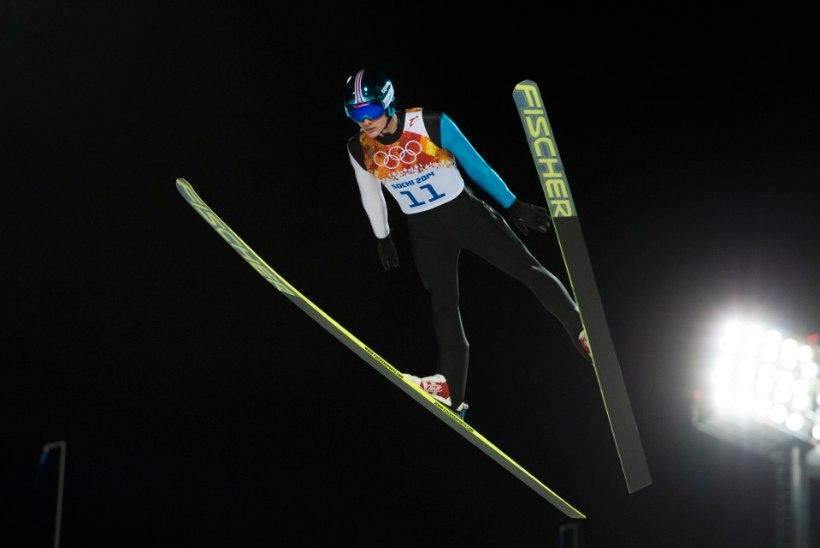 VÄLK SELGEST TAEVAST: Kaarel Nurmsalu teatas karjääri lõpetamisest