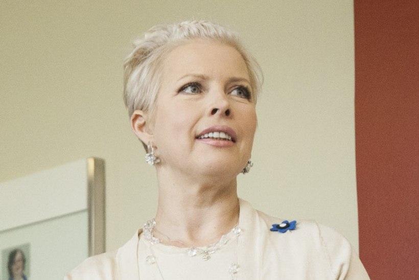 Evelin Ilves osaleb Eesti parimate perearstide auditeerimisel